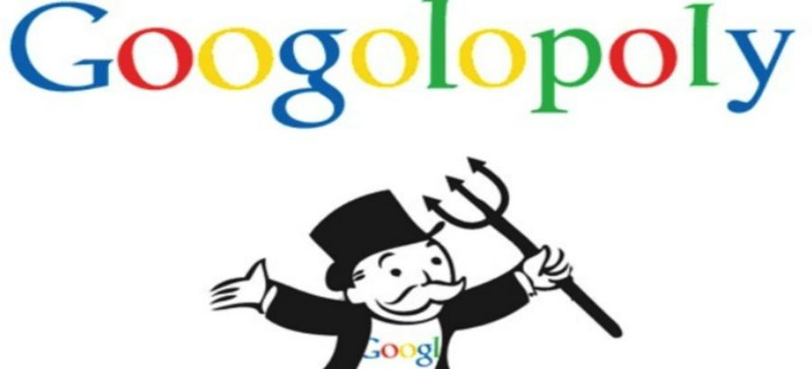обвинение google